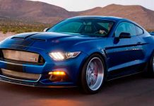 Shelby Super Snake Wide Body Concept
