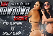 Kthe Martinez VS Angela Serna