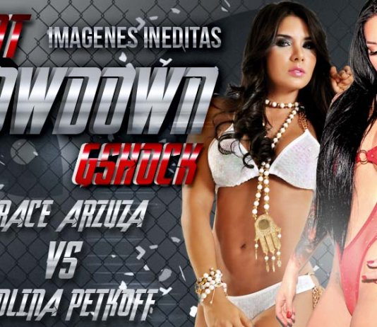 Grace Arzuza VS Carolina Petkoff