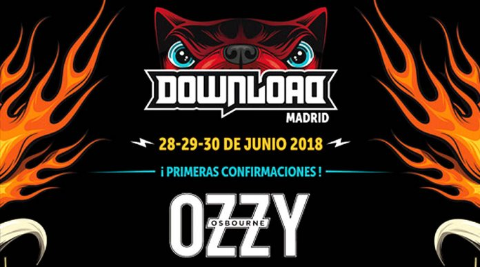 ¡Primeras confirmaciones para DOWNLOAD FESTIVAL MADRID!