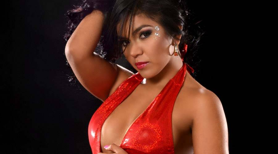 Carolina Sandoval Chica Calendario 2018 En Shock Magazine