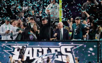 Los Philadelphia Eagles se llevan la Super Bowl