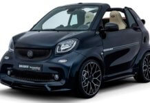 Smart fortwo Brabus Ultimate 125