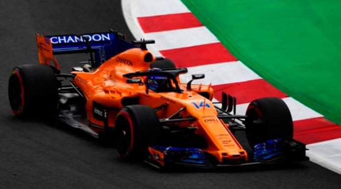 Fernando Alonso sigue sumando