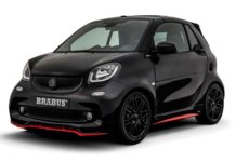 Brabus 125R el smart más exclusivo del momento