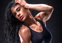 Ashley Kaltwasser en Muses Fitness Models