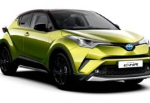 Toyota C-HR 'Limited Edition'