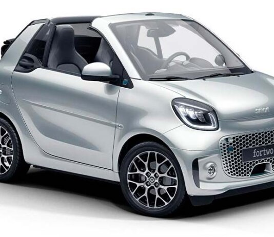Smart EQ fortwo y forfour